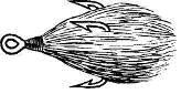 Bucktail Hook